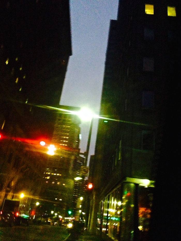 corners at night